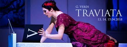 "Giuseppe Verdi, ""Traviata"", Opera na Zamku (źródło: materiały prasowe organizatora)"