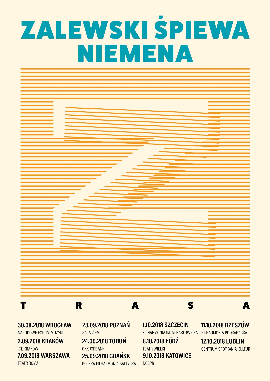 """Krzysztof Zalewski, """"Zalewski śpiewa Niemena"""" (źródło: materiały prasowe organizatora)"""