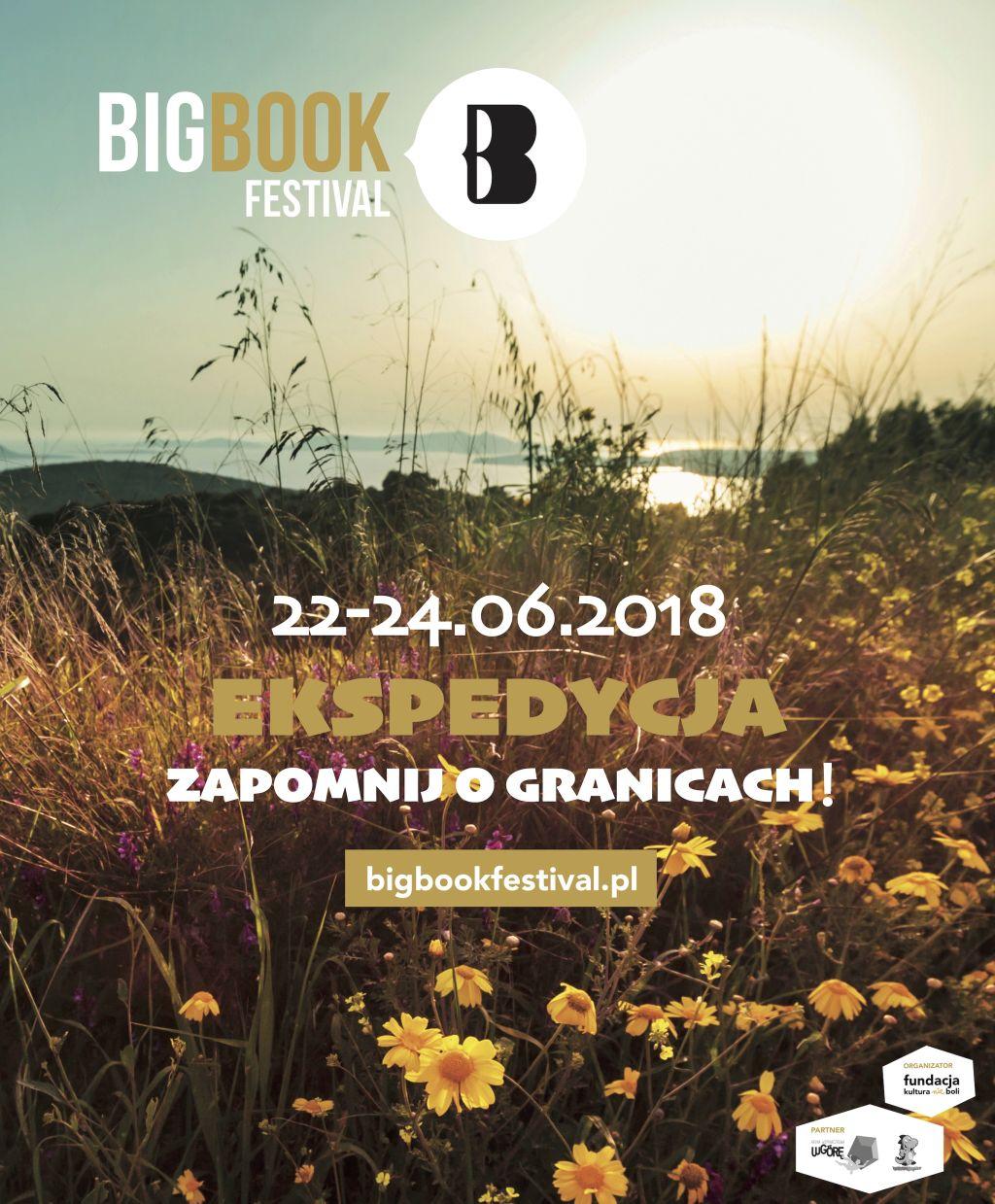 6. Big Book Festival (źródło: materiały prasowe organizatora)