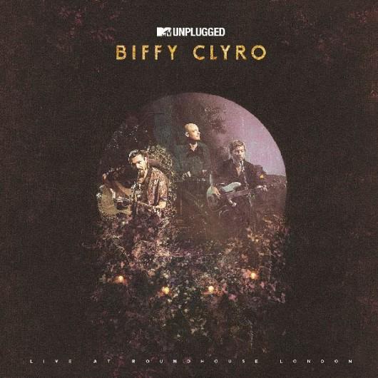 """Biffy Clyro, """"MTV Unplugged Live At Roundhouse London"""" (źródło: materiały prasowe wydawcy)"""