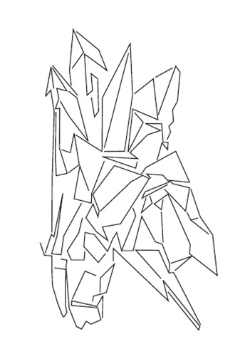 "Mateusz Dąbrowski, ""Caterpillar"" (źródło: materiały prasowe organizatora)"