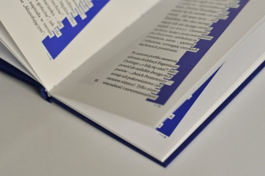 """Eda Ostrowska, """"Poemat filozofujący"""", projekt: Studio Format, Wydawnictwo Episteme (źródło: materiały prasowe)"""