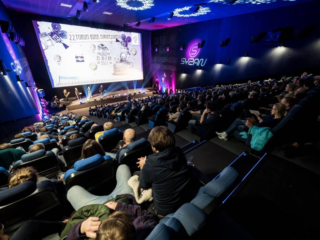 Forum Kina Europejskiego Cinergia w Łodzi (źródło: materiały prasowe organizatora)