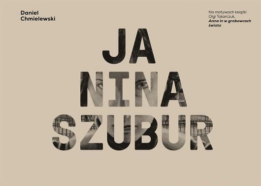 """""""Ja, Nina Szubur"""" Daniel Chmielewski (źródło: materiały prasowe wydawcy)"""
