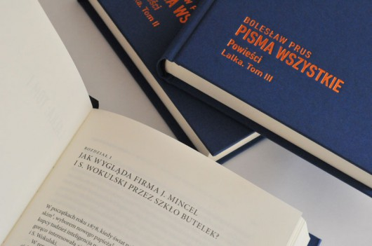 Krytyczne wydanie Lalki Bolesława Prusa – konferencja i spotkanie (źródło: materiały prasowe wydawnictwa)