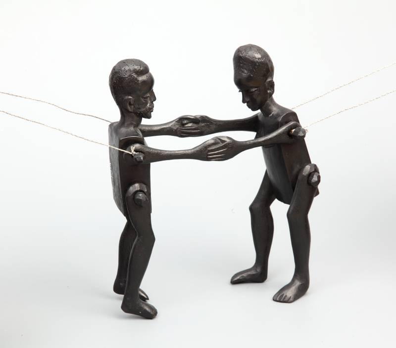 Lalka afrykańska, fot. Grzegorz Solecki, Arkadiusz Piętak. Muzeum Narodowe w Szczecinie (źródło: materiały prasowe organizatora)