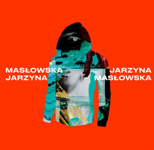 Masłowska/Jarzyna, plakat (źródło: materiały prasowe TR Warszawa)