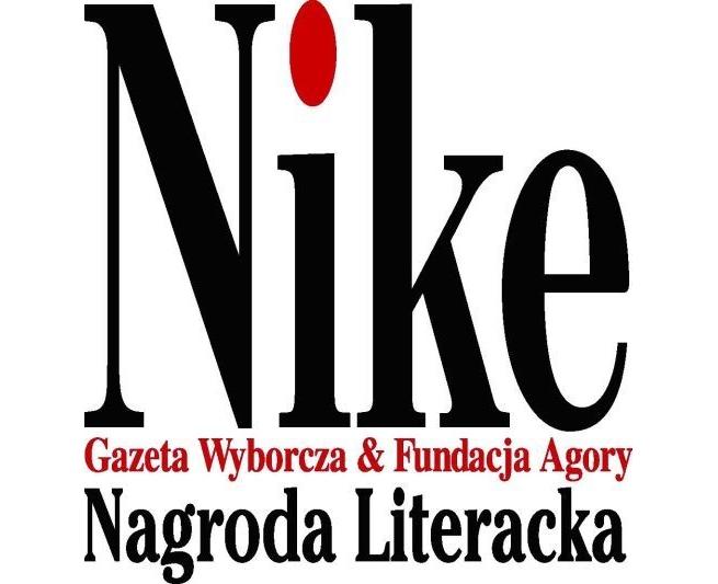 Nagroda Literacka Nike (źródło: logotyp organizatora nagrody)