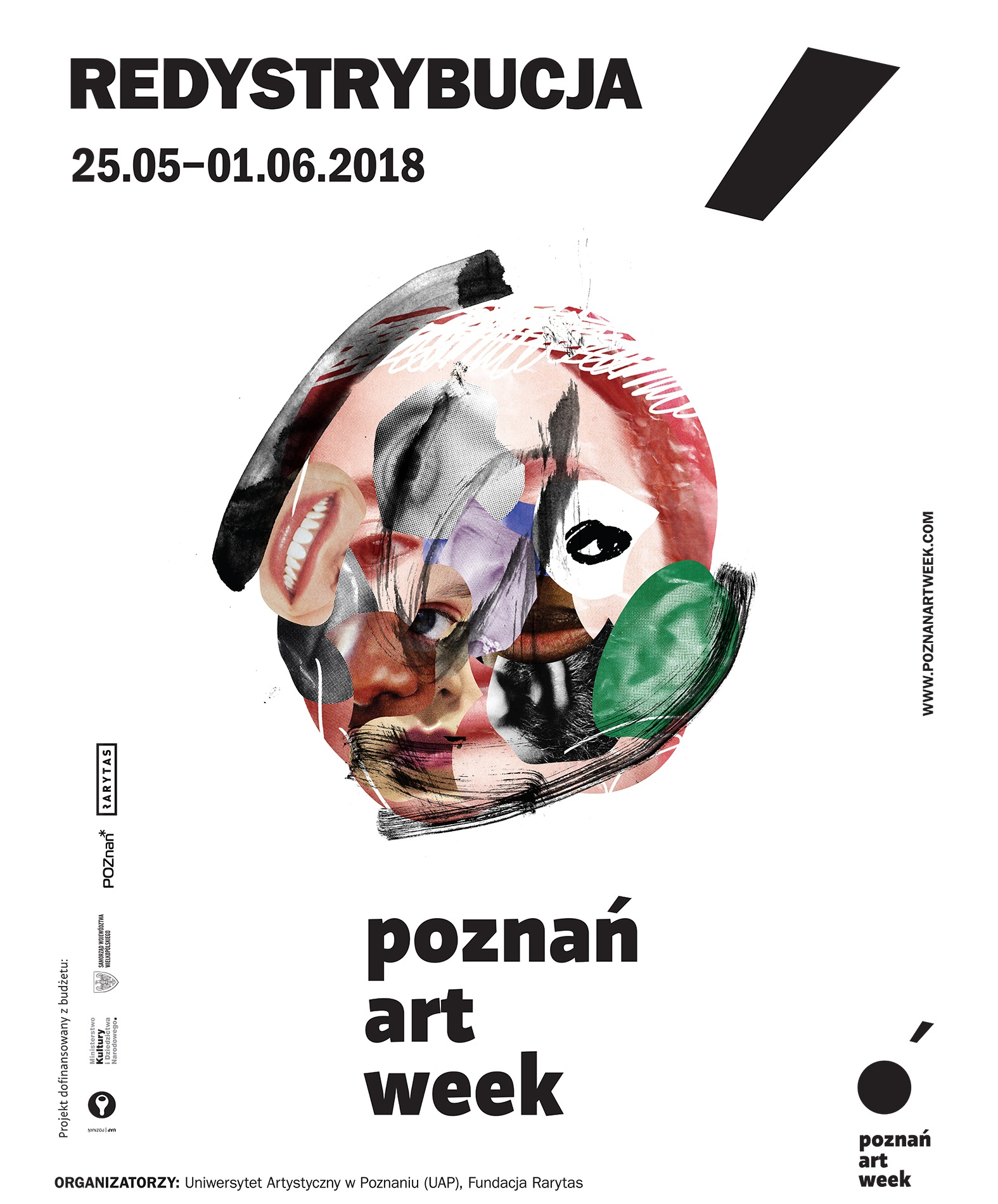 Poznań Art Week 2018 (źródło: materiały prasowe organizatora)