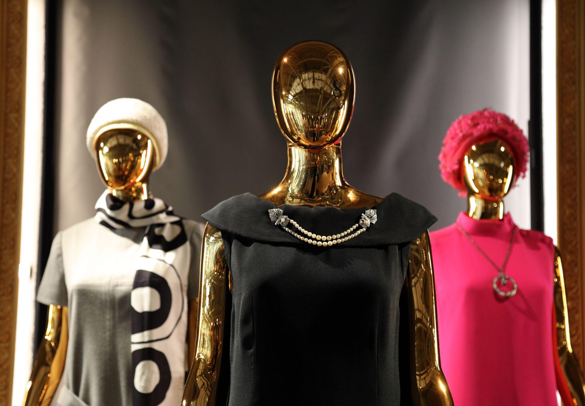 """""""Christian Dior i ikony paryskiej mody z kolekcji Adama Leja"""", fot. M.Płoszczyca (źródło: materiały prasowe organizatora)"""