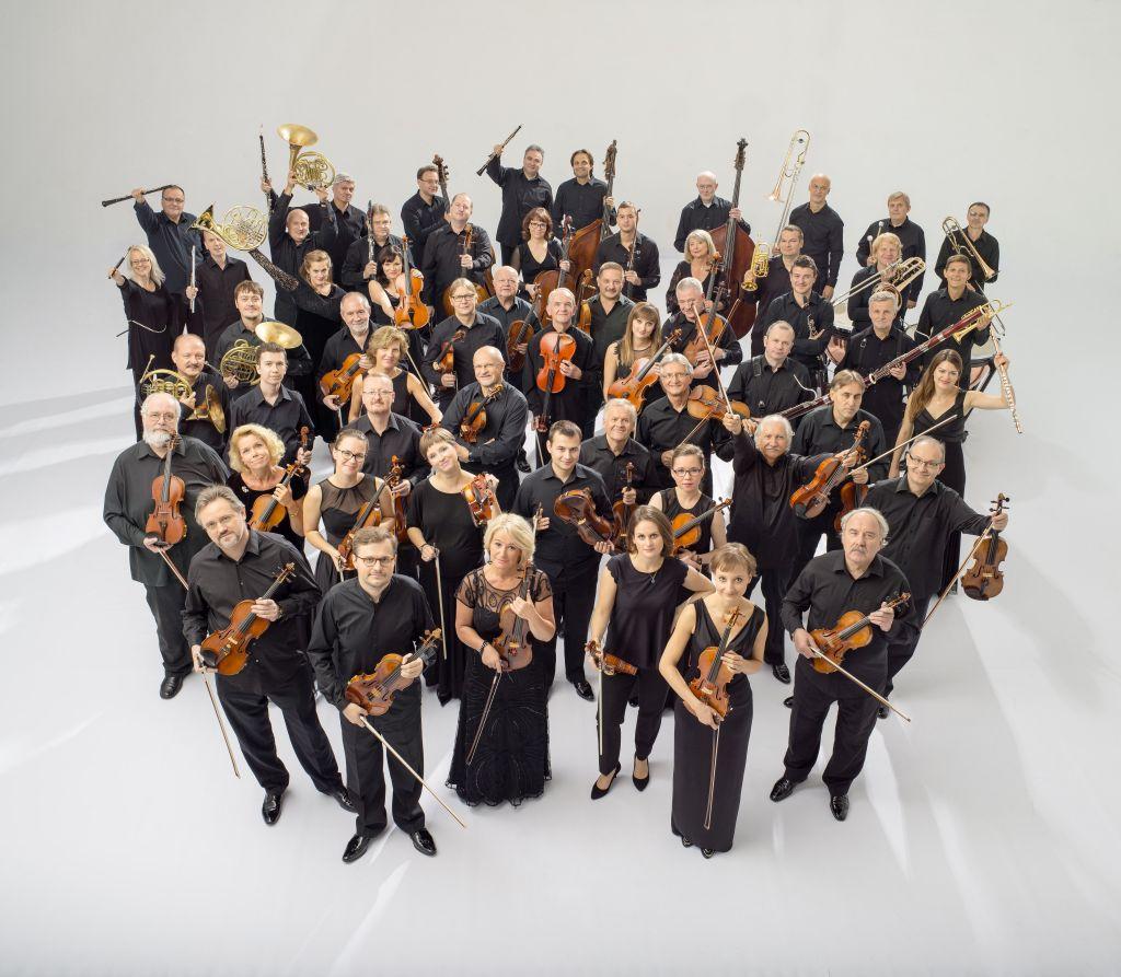 Sinfonia Varsovia, fot. Mirosław Pitruszyński (źródło: materiały prasowe)