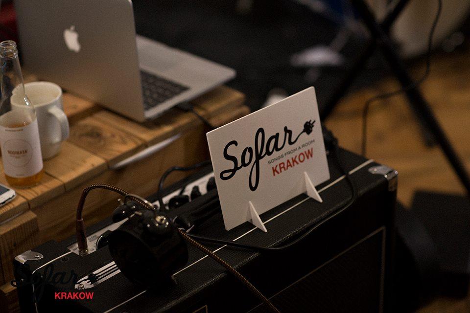 Sofar Sounds Kraków (źródło: materiały prasowe organizatora)