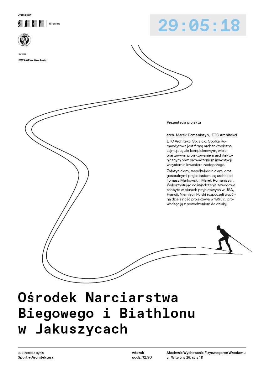 Plakat spotkania (źródło: materiały prasowe organizatora)