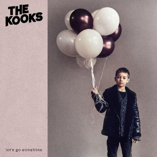 """The Kooks, """"Let's Go Sunshine"""" (źródło: materiały prasowe wydawcy)"""