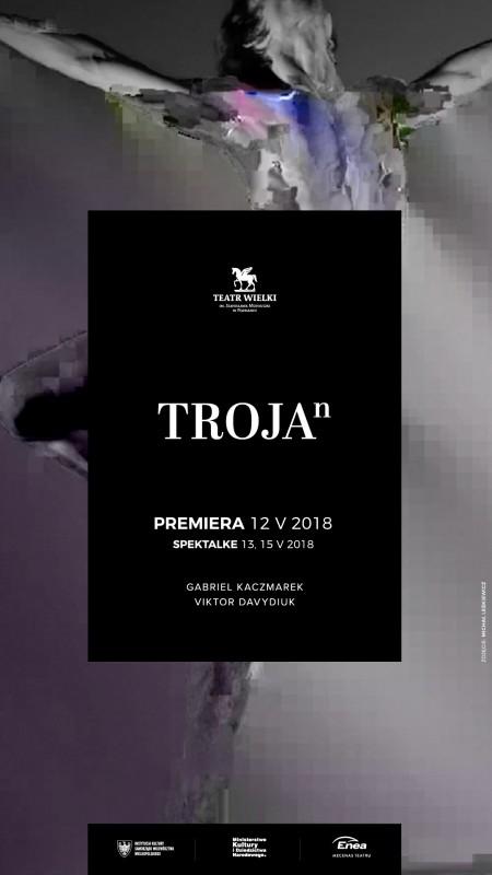 """Troja'n"", chor. Viktor Davydiuk (źródło: materiały prasowe teatru)"