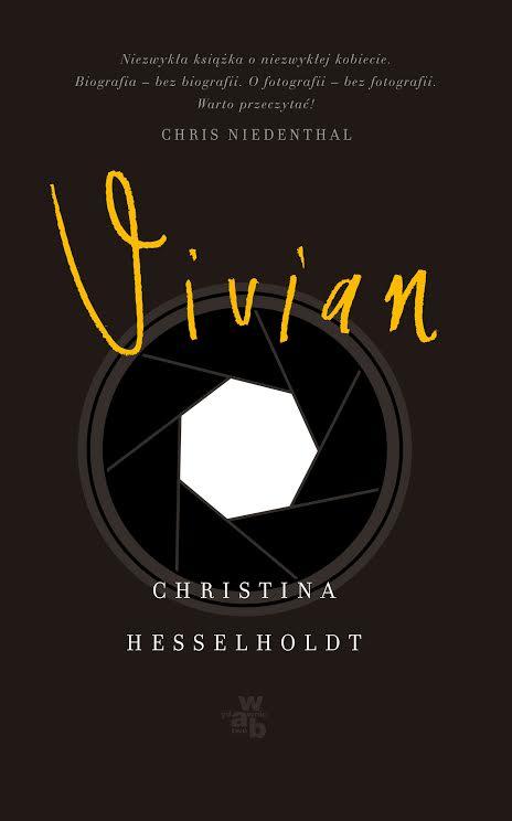 """""""Vivian"""" Christina Hesselholdt, okładka (źródło: materiały prasowe wydawcy)"""