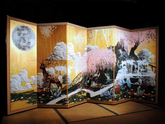 Yuta Ikehara, Biwako Biennale 2012 (źródło: materiały prasowe organizatora)