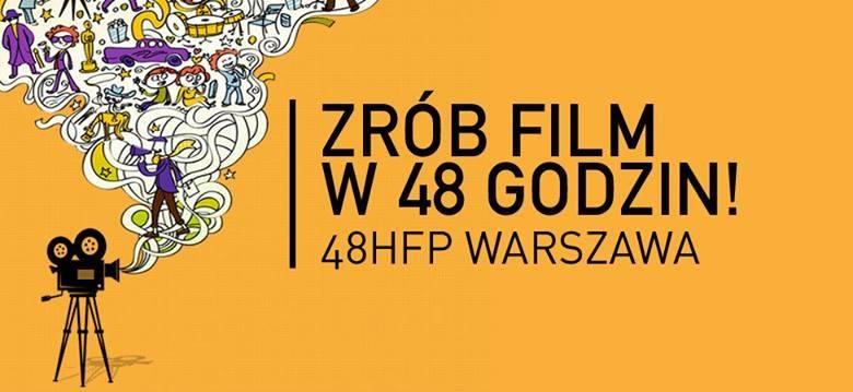 """""""48 Hour Film Project"""" (źródło: materiały prasowe organizatora)"""