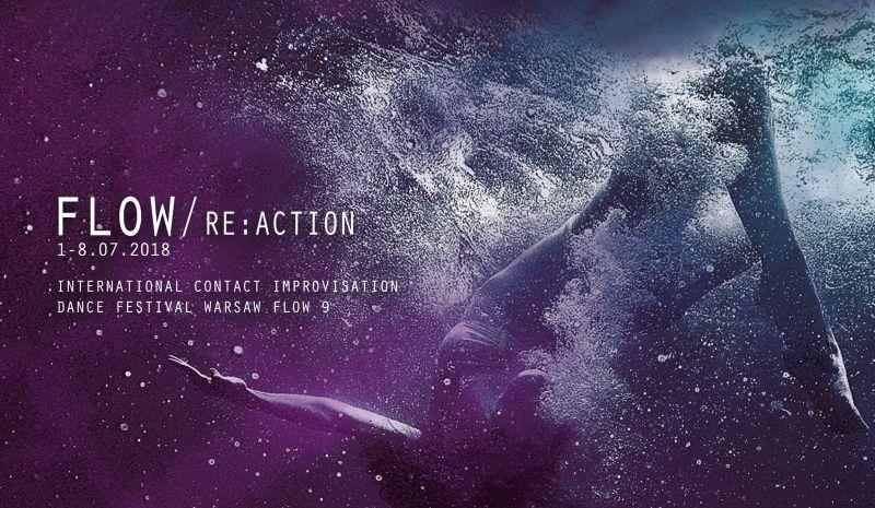 9. Międzynarodowy Festiwal Tańca Kontakt Improwizacji – Warsaw Flow/re:action (źródło: materiały prasowe organizatora)