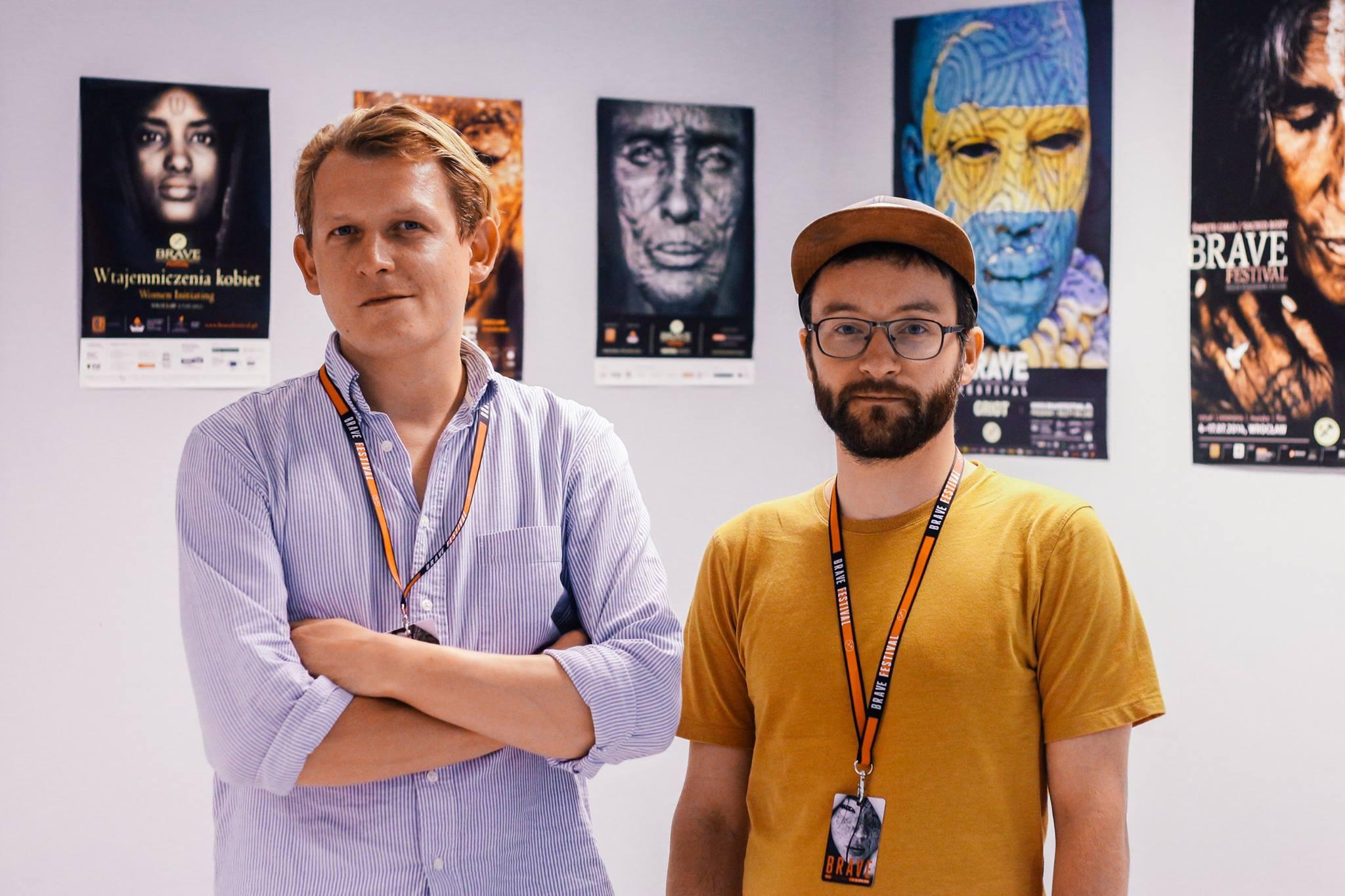 Adam Kruk i Lech Moliński (źródło: materiały prasowe organizatora)