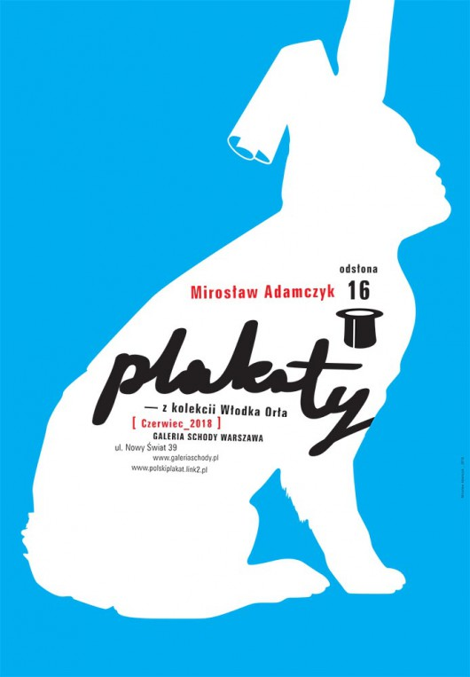 Plakat: Mirosław Adamczyk (źródło: materiały prasowe organizatora)