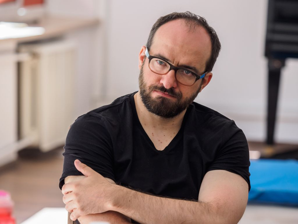 Wiktor Rubin, fot. Tomasz Urbanek (źródło: materiały prasowe teatru)