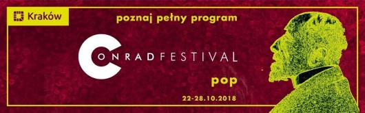 Conrad Festiwal 2018 (źródło: materiały prasowe organizatora)