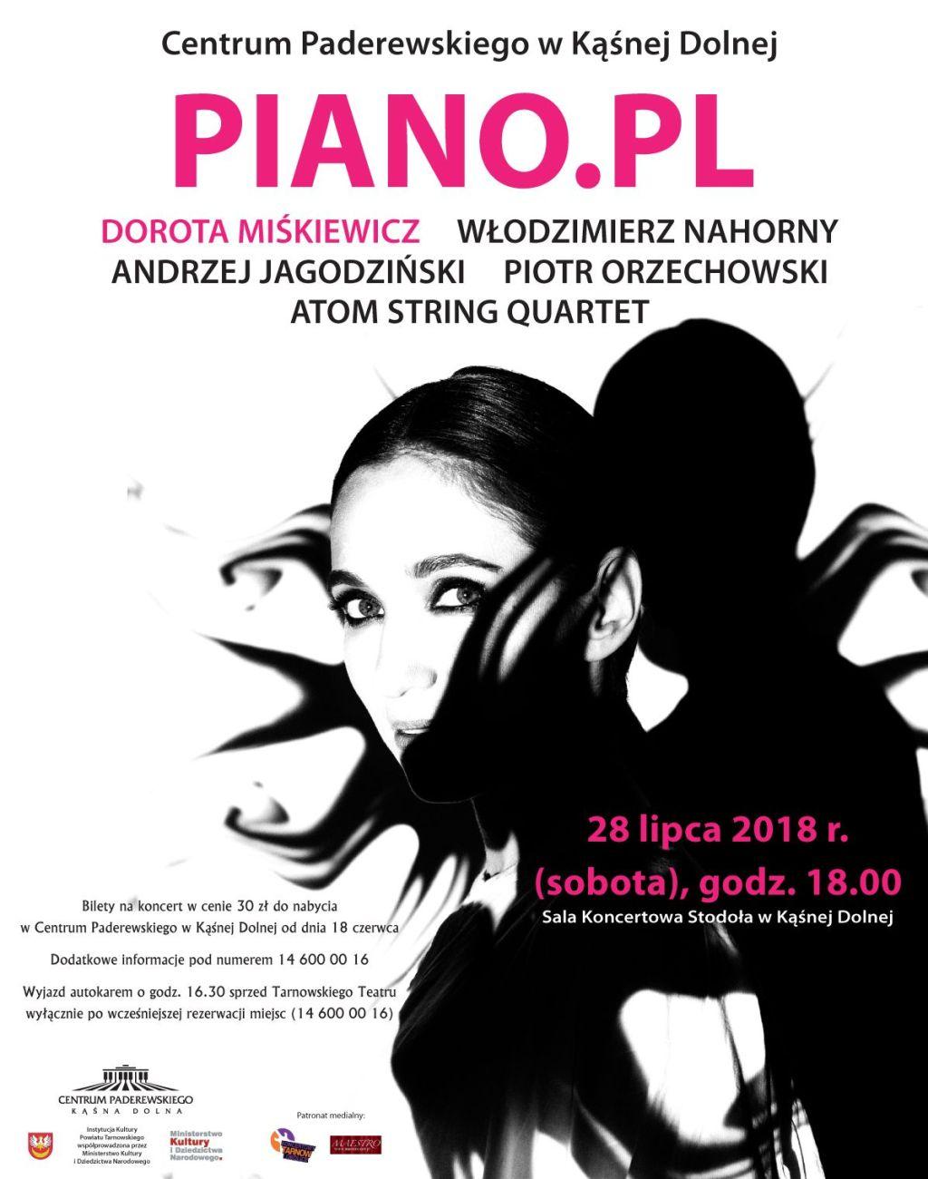 """Dorota Miśkiewicz, """"Piano.pl"""" (źródło: materiały prasowe organizatora)"""