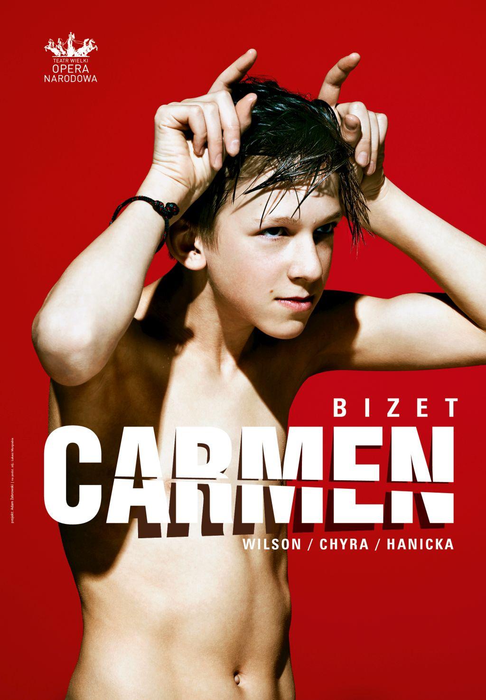 """Georges Bizet, """"Carmen"""". reż. Andrzej Chyra (źródło: materiały prasowe teatru)"""