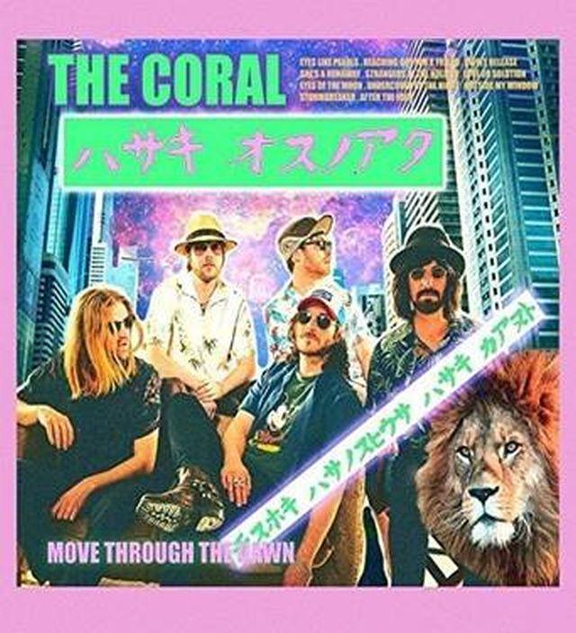 "The Coral, ""Move Through The Dawn"" (źródło: materiały prasowe dystrybutora)"