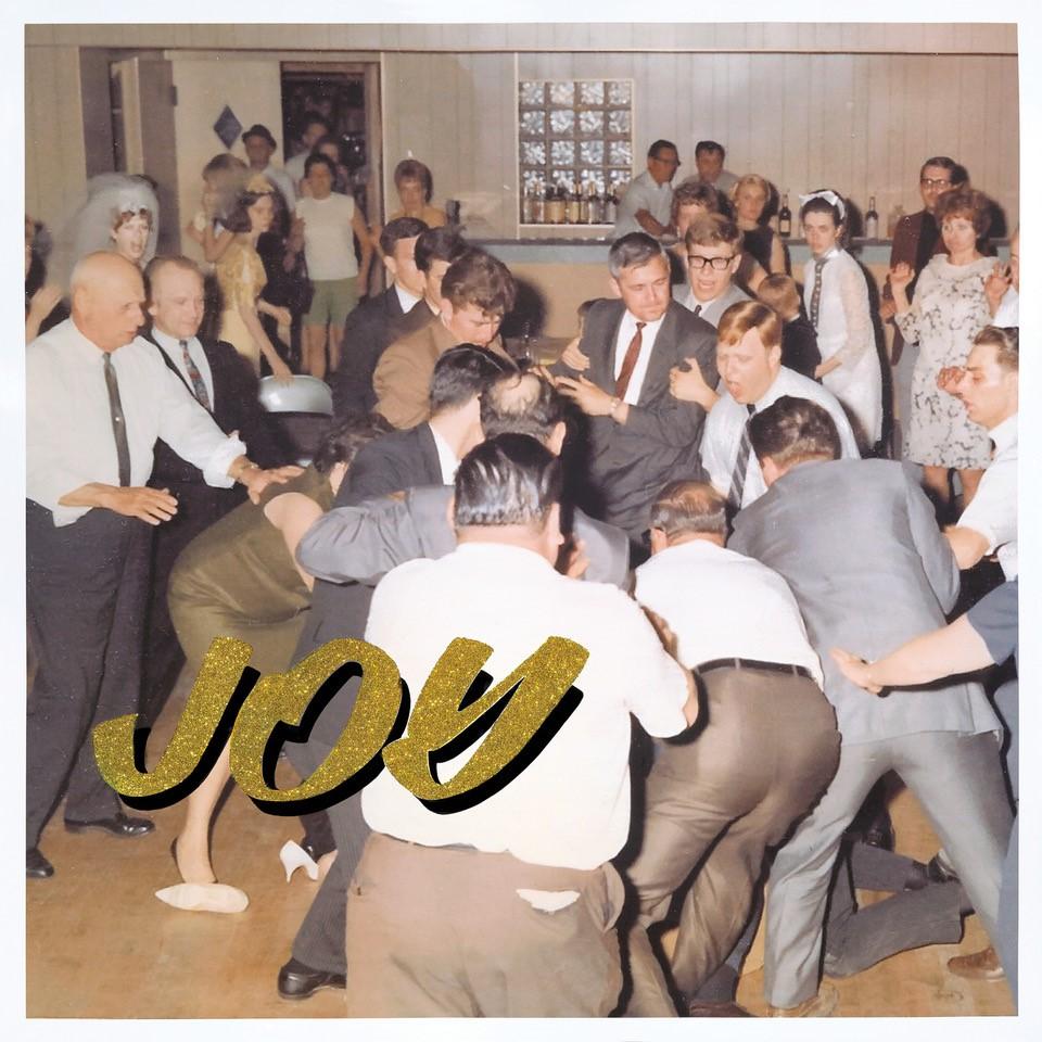 """IDLES, """"Joy as an Act of Resistance"""" (źródło: materiały prasowe dystrybutora)"""