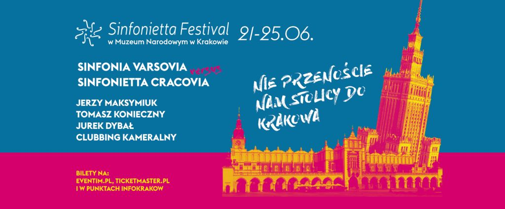 IV Sinfonietta Festival (źródło: materiały prasowe organizatora)