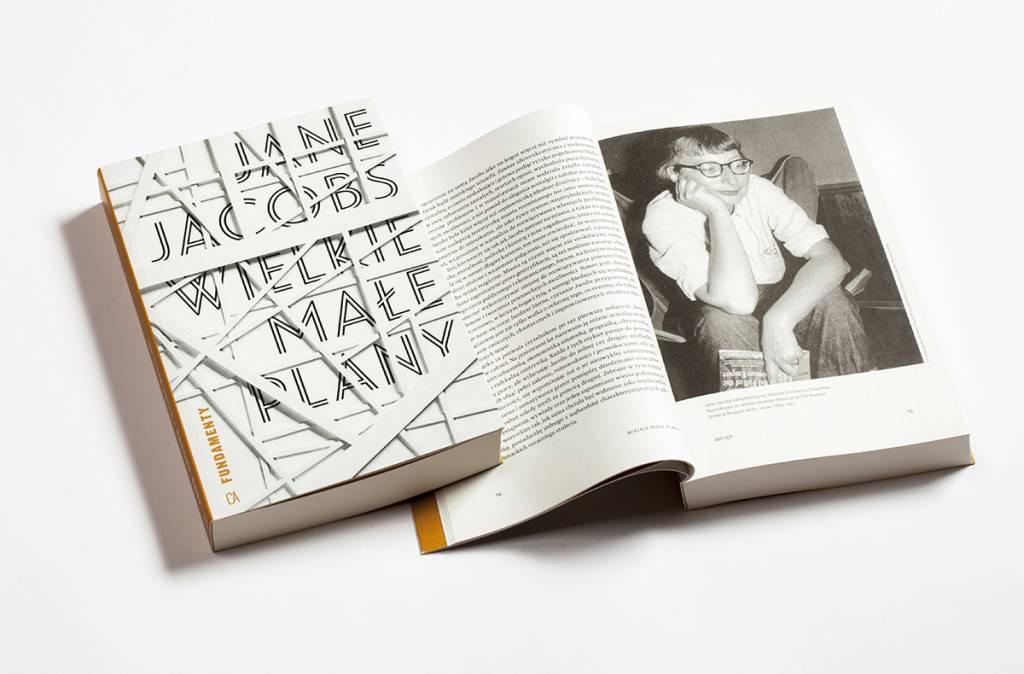 """Jane Jacobs, """"Wielkie małe plany"""" (źródło: materiały prasowe organizatora)"""