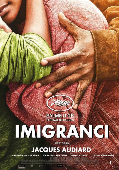 """Imigranci"", reż. Jacques Audiard (źródło: materiały prasowe organizatora)"