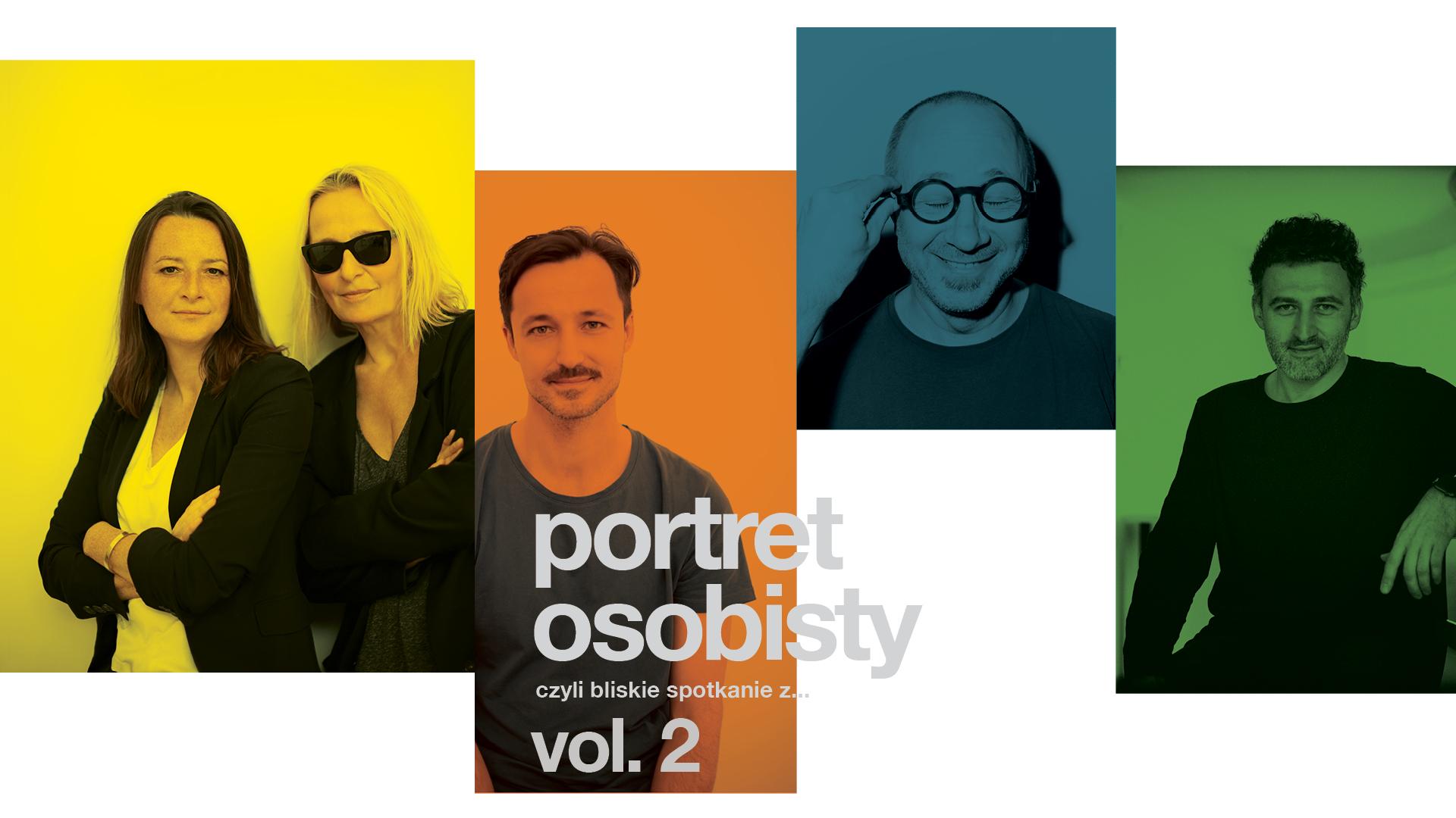 """""""Portret osobisty vol. 2"""" (źródło: materiały prasowe organizatora)"""