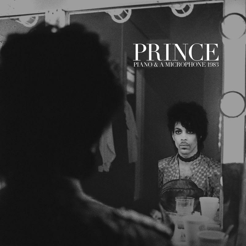 """Prince, """"Piano & A Microphone 1983"""" (źródło: materiały prasowe wydawcy)"""