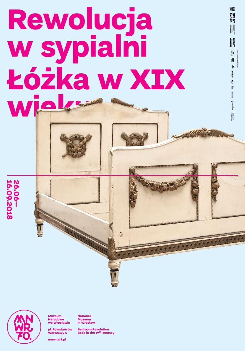 """""""Rewolucja w sypialni. Łóżka w XIX wieku"""" (źródło: materiały prasowe organizatora)"""