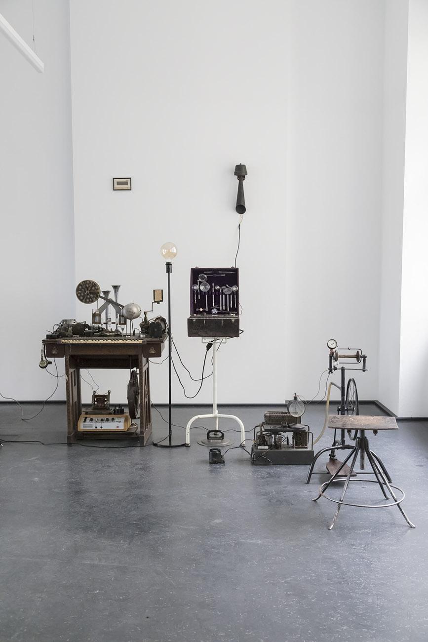 "Robert Kuśmirowski, ""Eufonia"", 2018 (źródło: materiały prasowe organizatora)"