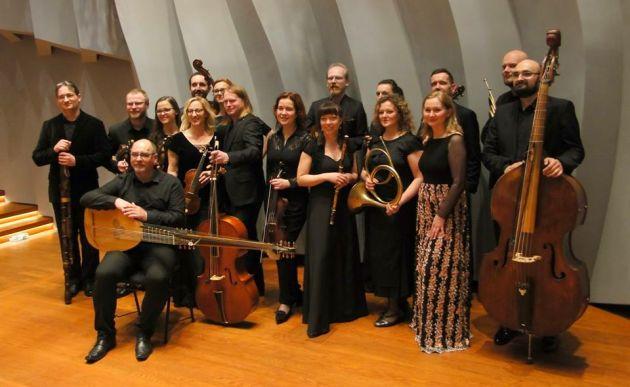 Royal Baroque Ensemble (źródło: materiały prasowe organizatora)