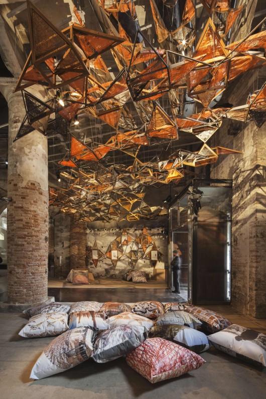 """""""Splątana architektura"""", fot. Giovanni Nardi (źródło: materiały prasowe organizatora)"""