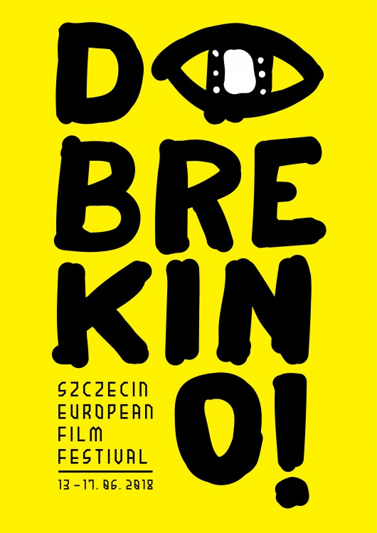 Szczecin European Film Festival, plakat (źródło: materiały prasowe organizatora)
