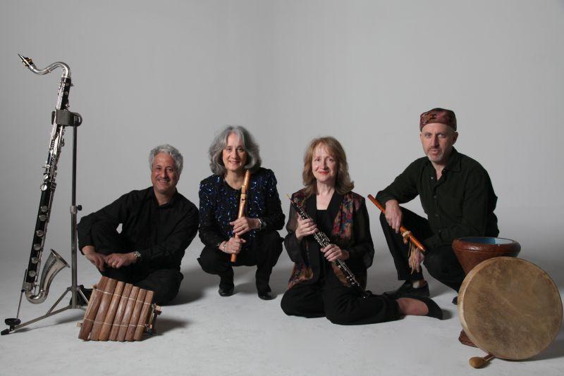 The Hevreh Ensemble (źródło: materiały prasowe organizatora)
