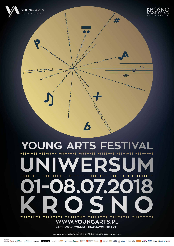"""""""Young Arts Festival"""" , Krosno (źródło: materiały prasowe organizatora)"""