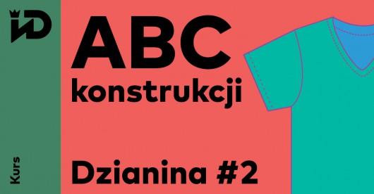 """""""ABC konstrukcji. Dzianina #2"""", Instytut Dizajnu w Kielcach (źródło: materiały prasowe organizatora)"""