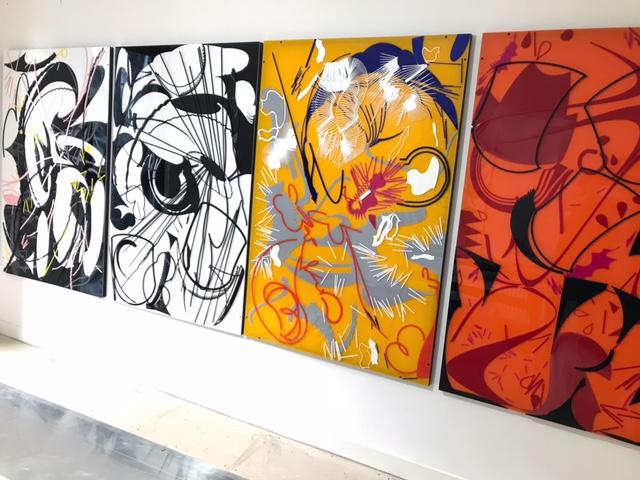 """""""BLISK"""", Gosia Walton, Galeria Sztuki w Legnicy (źródło: materiały prasowe organizatora)"""