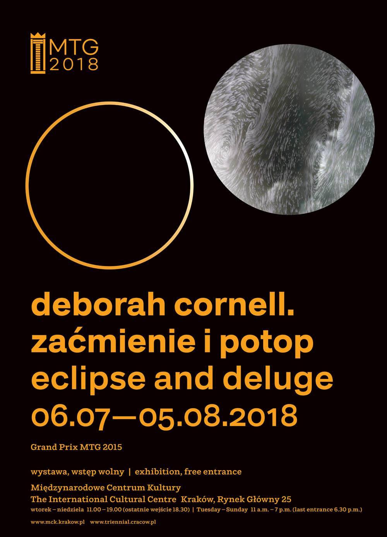 """Deborah Cornell, """"Zaćmienie i potop"""" (źródło: materiały prasowe organizatora)"""