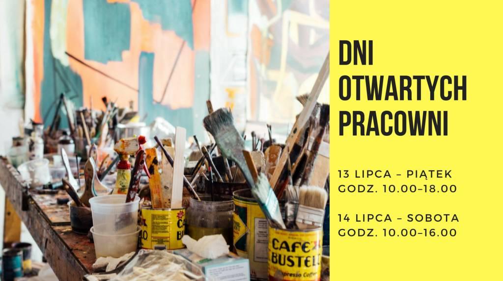 Dni Otwartych Pracowni (źródło: materiały prasowe organizatora)