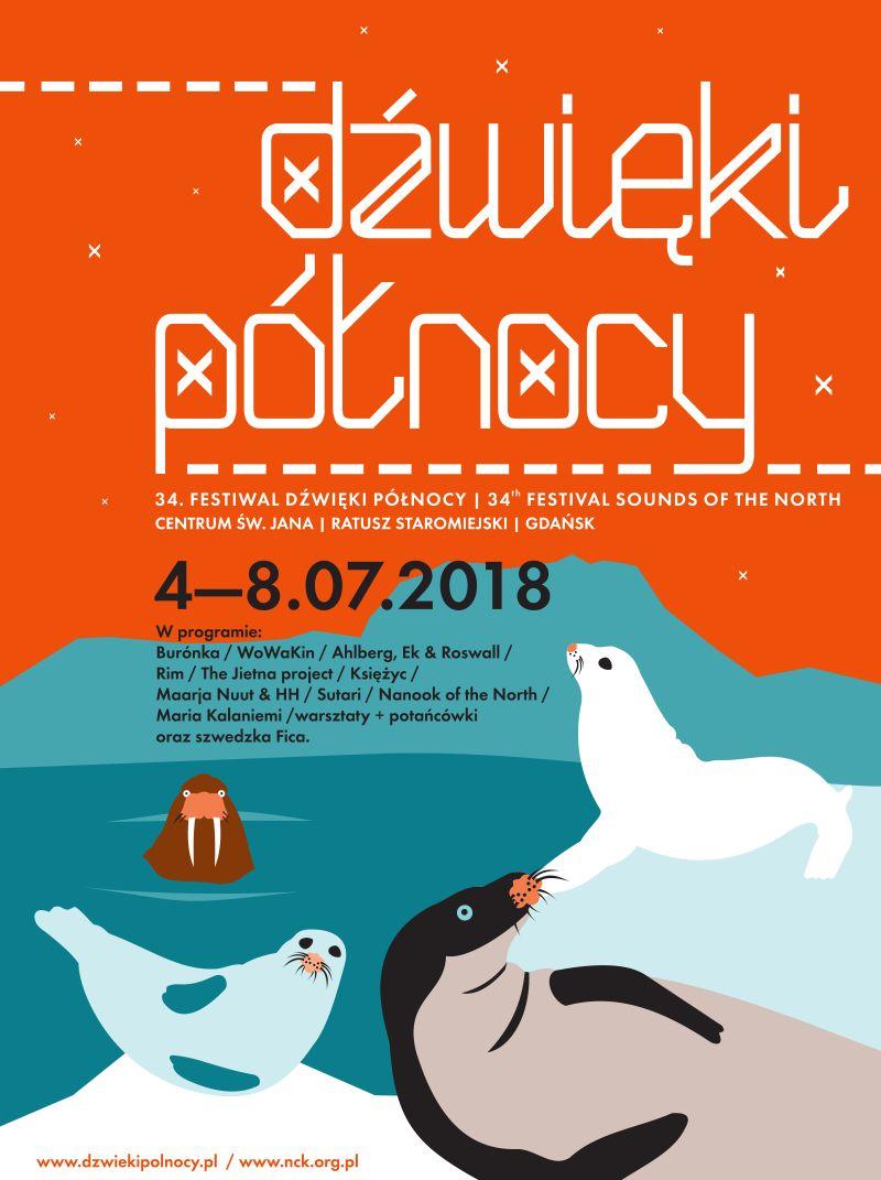 Festiwal Dźwięki Północy (źródło: materiały prasowe organizatora)