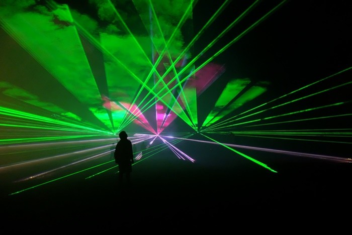 Festiwal Fabryka Światła (źródło: materiały prasowe organizatora)