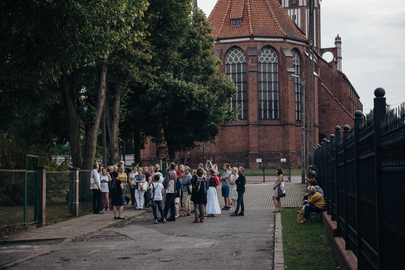 """Festiwal """"Narracje"""" w Oliwie, fot. Bartosz Bańka (źródło: materiały prasowe organizatora)"""